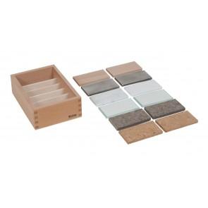 Tabliczki termiczne, Nienhuis Montessori