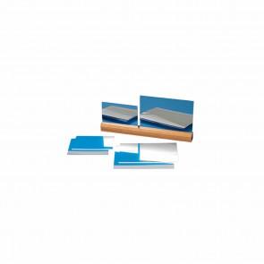 10 bezpiecznych lusterek - 8.5 x 12 cm (same lusterka), 4+, Jegro