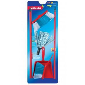 Zestaw do sprzątania z mopem, 3+, Vileda Junior